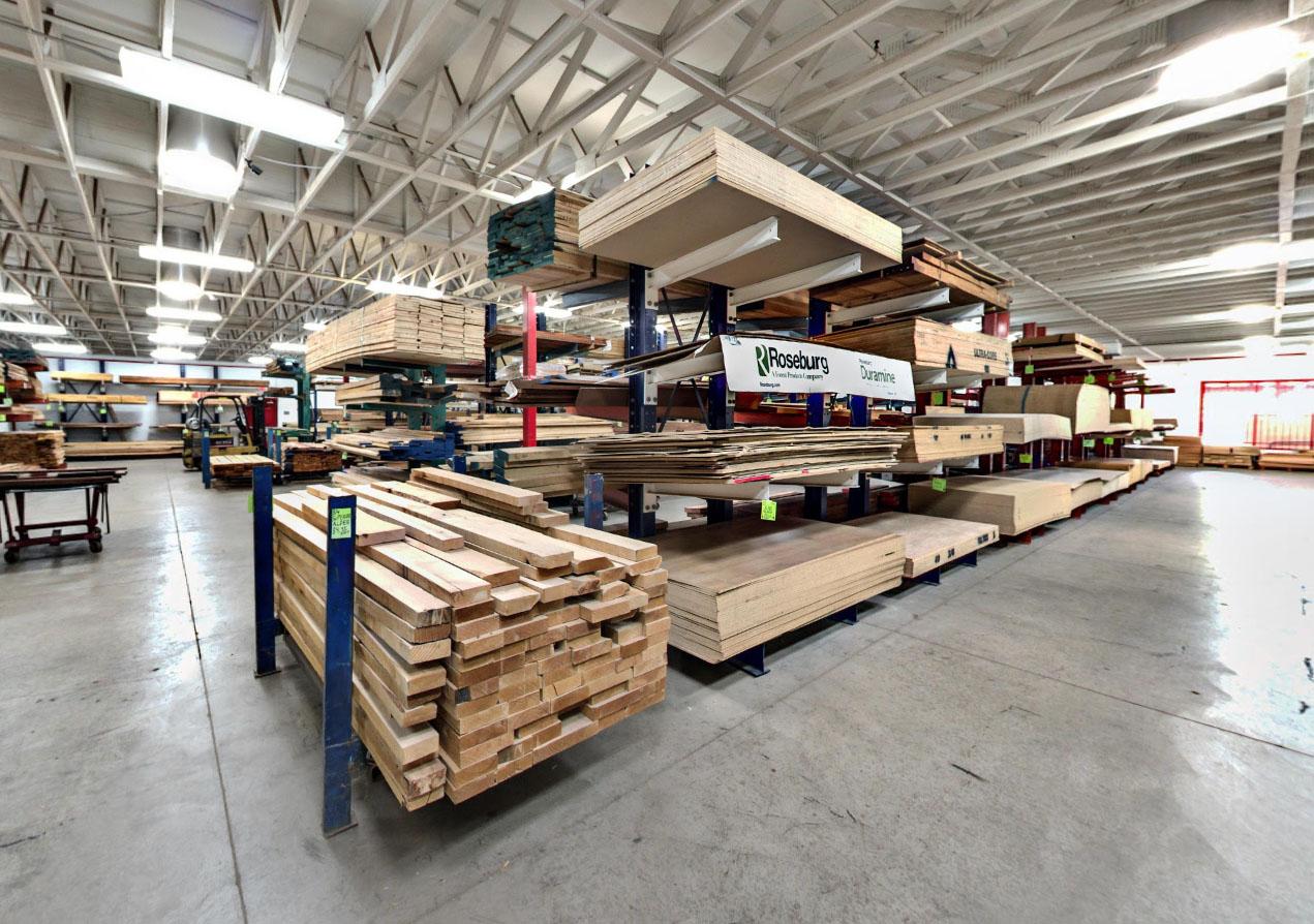 Hardwood Lumber Near Me