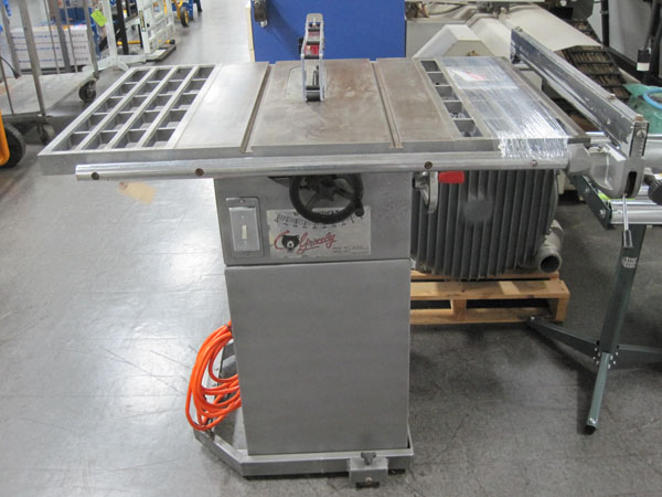 10 Inch Table Saw Grizzly